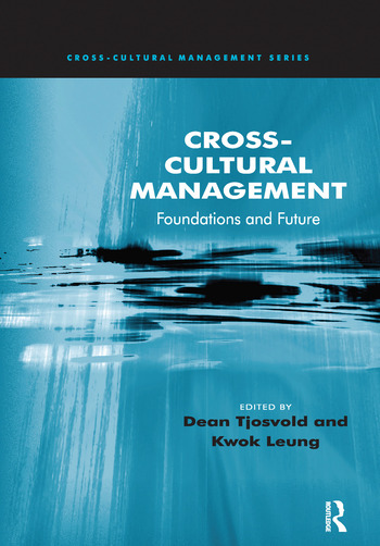 Cross-Cultural Management Foundations and Future book cover