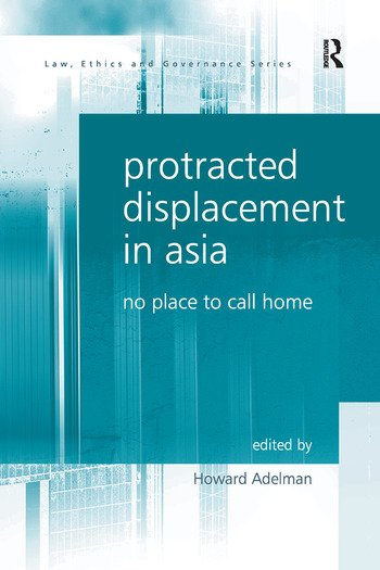 Protracted Displacement in Asia No Place to Call Home book cover