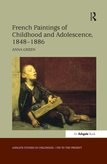 French Paintings of Childhood and Adolescence, 1848–1886 book cover
