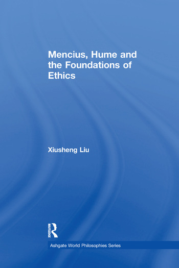Mencius, Hume and the Foundations of Ethics book cover