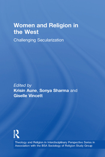 Women and Religion in the West Challenging Secularization book cover