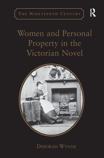 Women and Personal Property in the Victorian Novel book cover