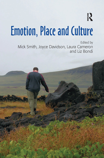 Emotion, Place and Culture book cover