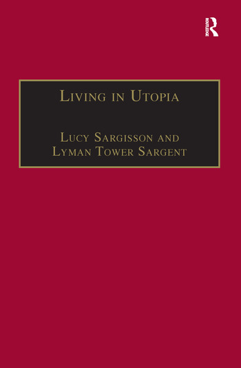 Living in Utopia New Zealand's Intentional Communities book cover