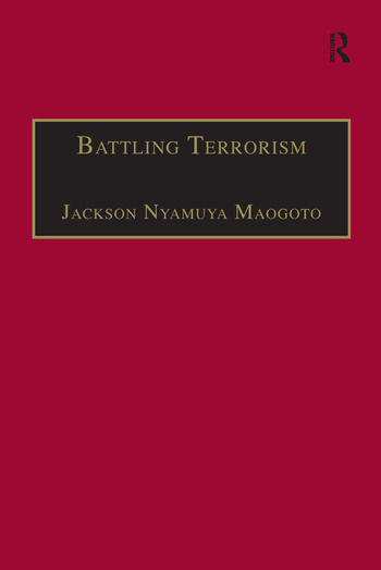 Battling Terrorism Legal Perspectives on the use of Force and the War on Terror book cover