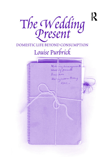 The Wedding Present Domestic Life Beyond Consumption book cover