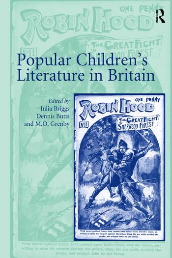 Popular Children's Literature in Britain book cover
