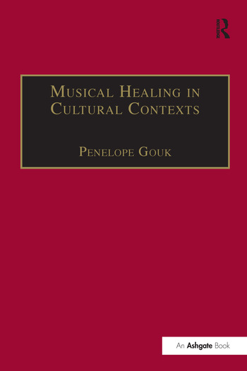Musical Healing in Cultural Contexts book cover