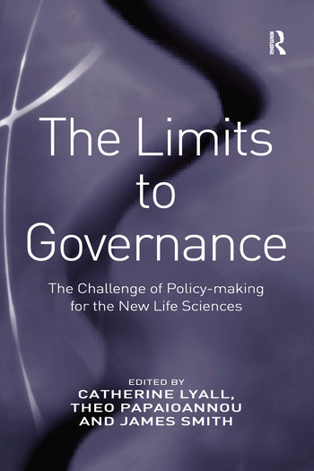 The Limits to Governance The Challenge of Policy-Making for the New Life Sciences book cover