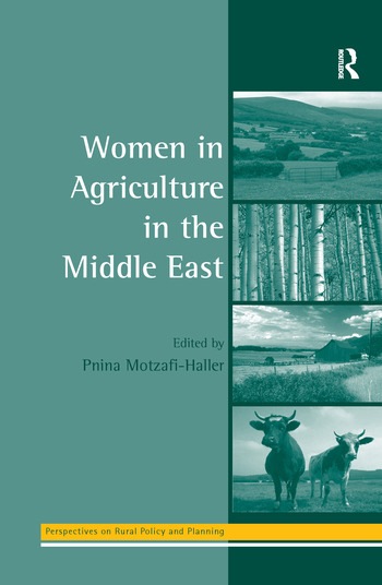 Women in Agriculture in the Middle East book cover