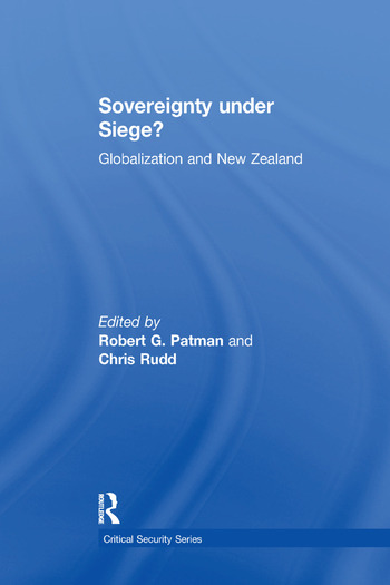 Sovereignty under Siege? Globalization and New Zealand book cover