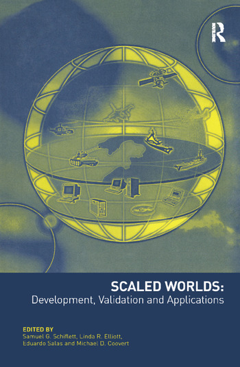 Scaled Worlds: Development, Validation and Applications book cover