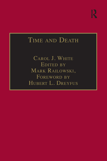 Time and Death Heidegger's Analysis of Finitude book cover