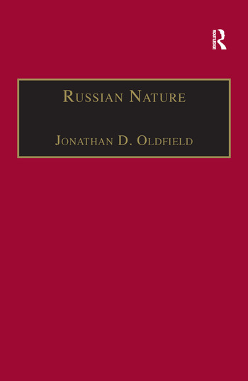 Russian Nature Exploring the Environmental Consequences of Societal Change book cover