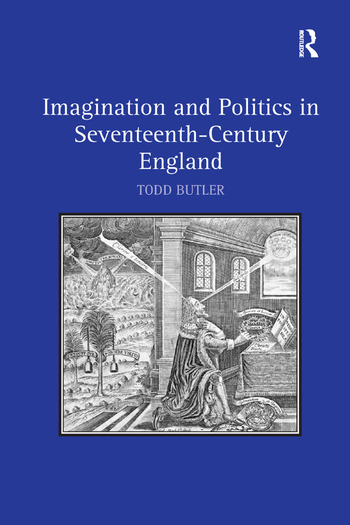Imagination and Politics in Seventeenth-Century England book cover