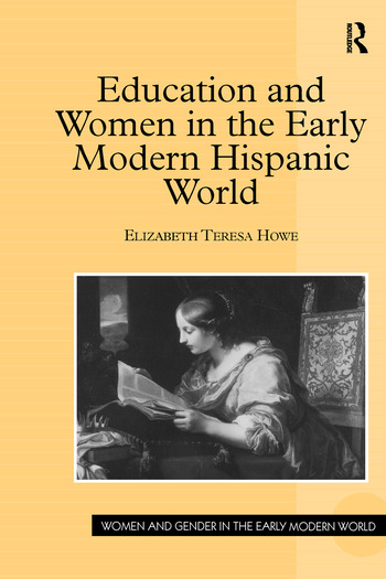 Education and Women in the Early Modern Hispanic World book cover