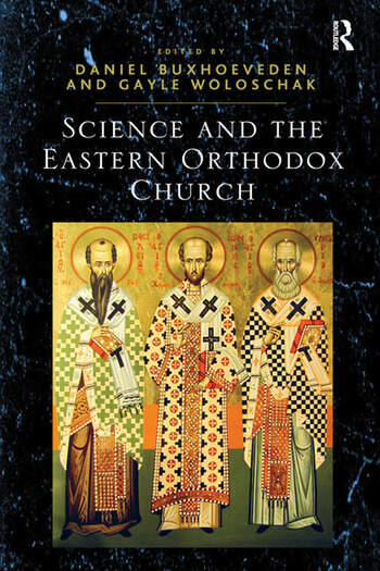 Science and the Eastern Orthodox Church book cover