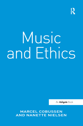 Music and Ethics book cover