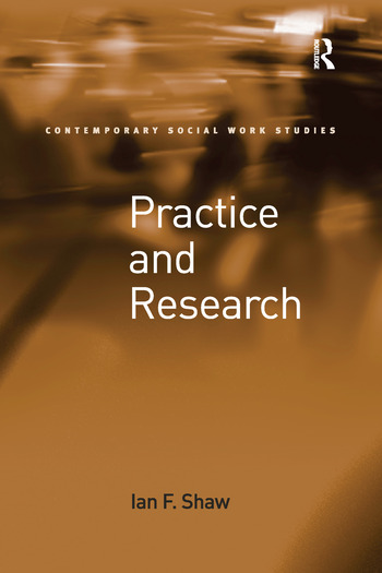 Practice and Research book cover