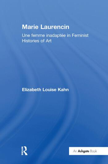 Marie Laurencin Une femme inadaptée in Feminist Histories of Art book cover