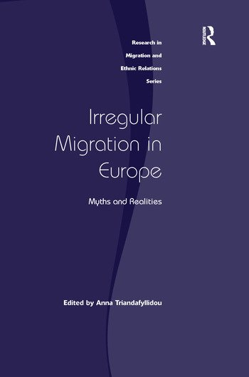 Irregular Migration in Europe Myths and Realities book cover