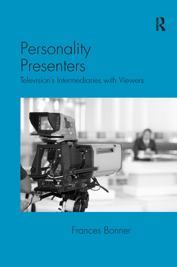 Personality Presenters Television's Intermediaries with Viewers book cover