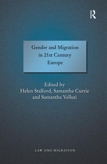 Gender and Migration in 21st Century Europe book cover