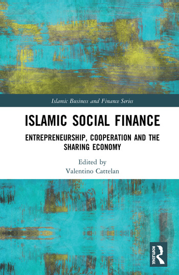Islamic Social Finance Entrepreneurship, Cooperation and the Sharing Economy book cover