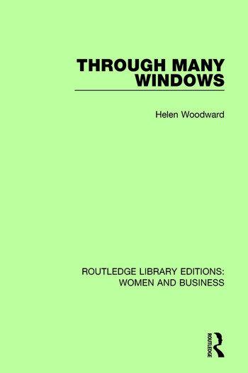 Through Many Windows book cover