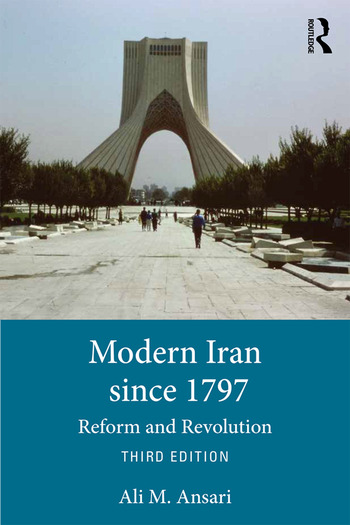 Modern Iran since 1797 Reform and Revolution book cover