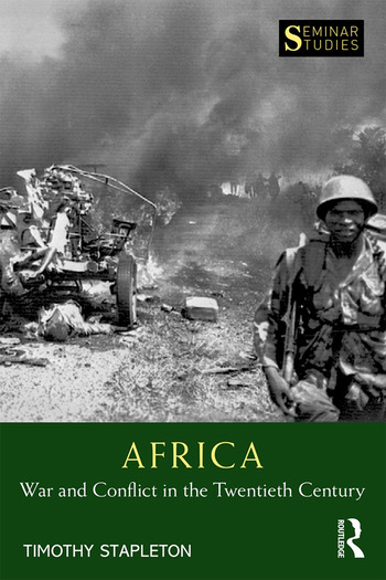 Africa: War and Conflict in the Twentieth Century book cover