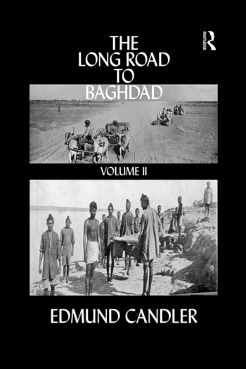The Long Road Baghdad Volume 2 book cover