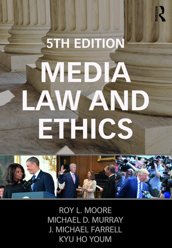Media Law and Ethics book cover