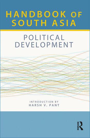 Handbook of South Asia: Political Development book cover