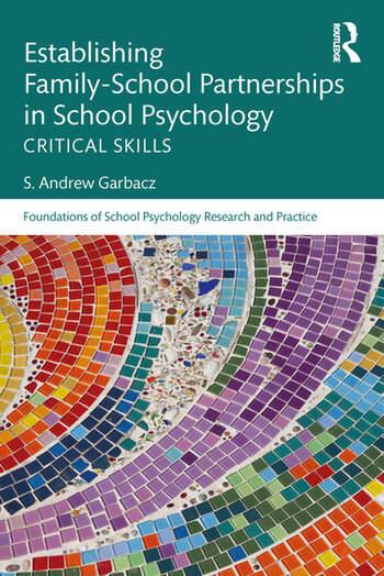 Establishing Family-School Partnerships in School Psychology Critical Skills book cover