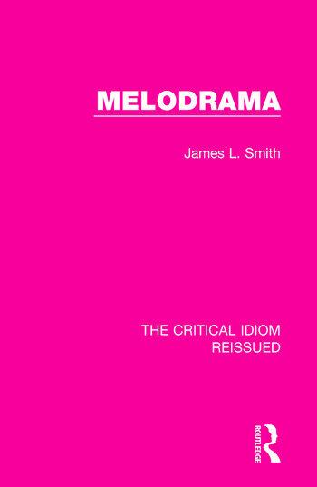 Melodrama book cover