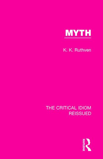Myth book cover