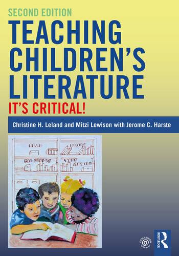 Teaching Children's Literature It's Critical! book cover