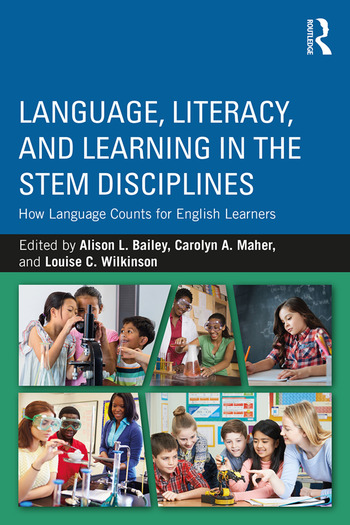 Language, Literacy, and Learning in the STEM Disciplines How Language Counts for English Learners book cover