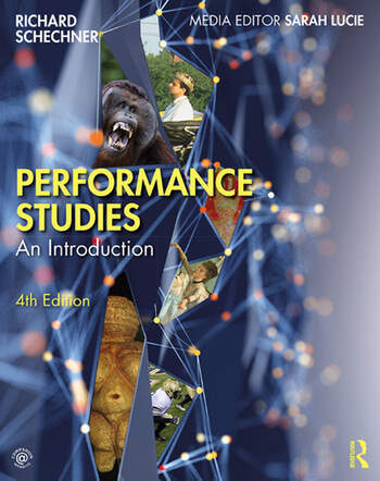 Performance Studies An Introduction book cover