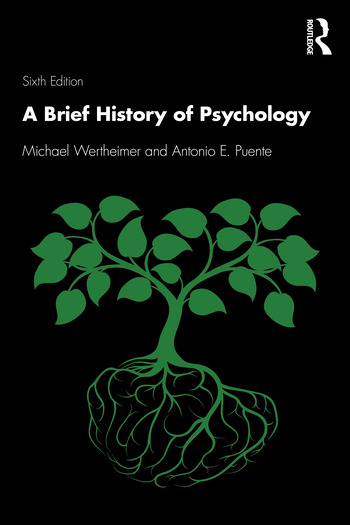 A Brief History of Psychology book cover