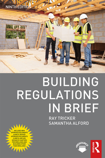 Building Regulations in Brief book cover