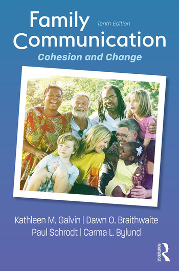 Family Communication Cohesion and Change book cover