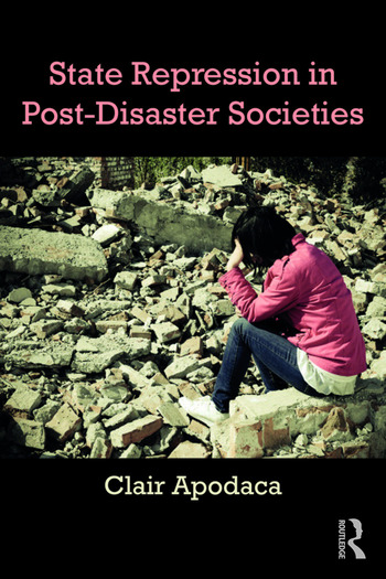 State Repression in Post-Disaster Societies book cover