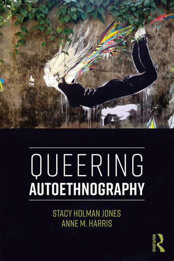 Queering Autoethnography book cover
