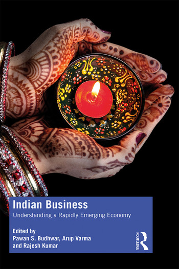 Indian Business Understanding a rapidly emerging economy book cover