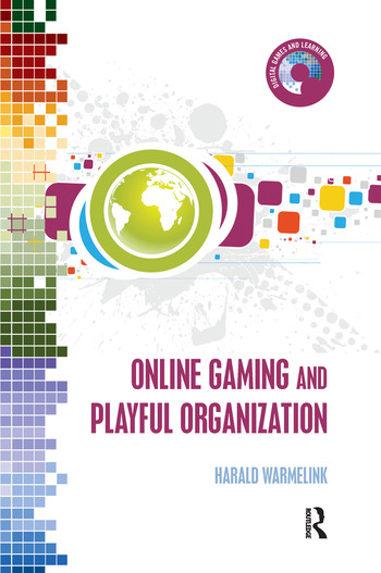Online Gaming and Playful Organization book cover