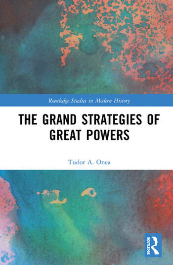 The Grand Strategies of Great Powers book cover
