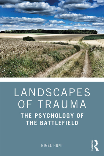Landscapes of Trauma The Psychology of the Battlefield book cover