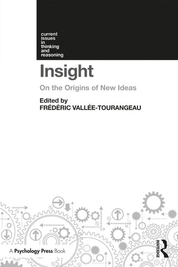 Insight On the Origins of New Ideas book cover